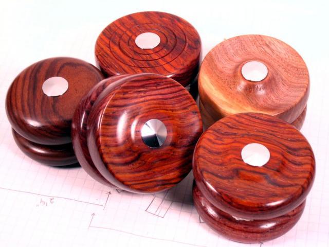 A cluster of Yo-Yos
