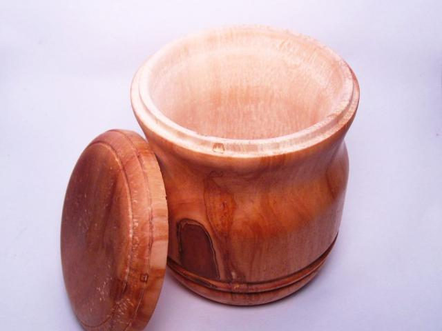 Maple Canister