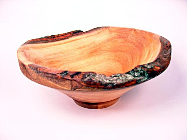 Maple Natural Edge Bowl