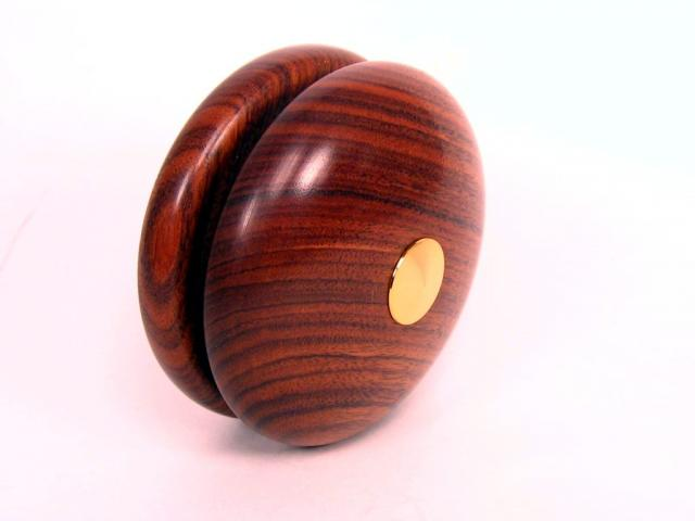 Bolivian Rosewood and Gold Rosewood