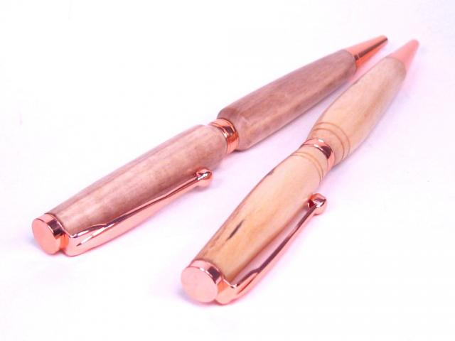 Copper Slimline Pen Kits